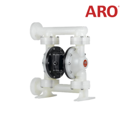 aro double diaphragm pump