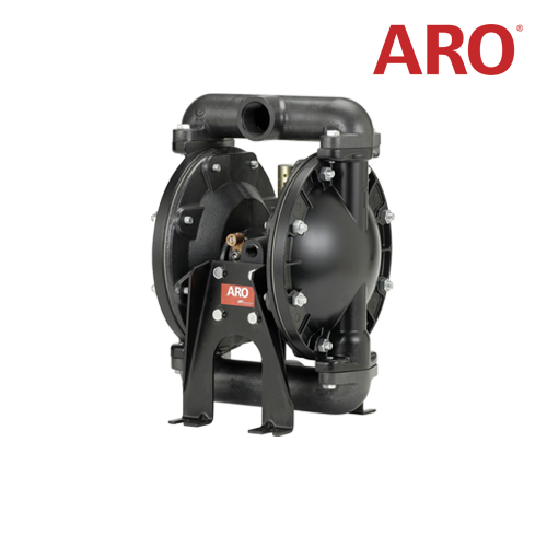aro double diaphragm pump