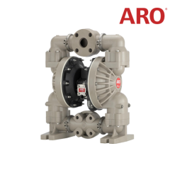 aro double-diaphragm pump