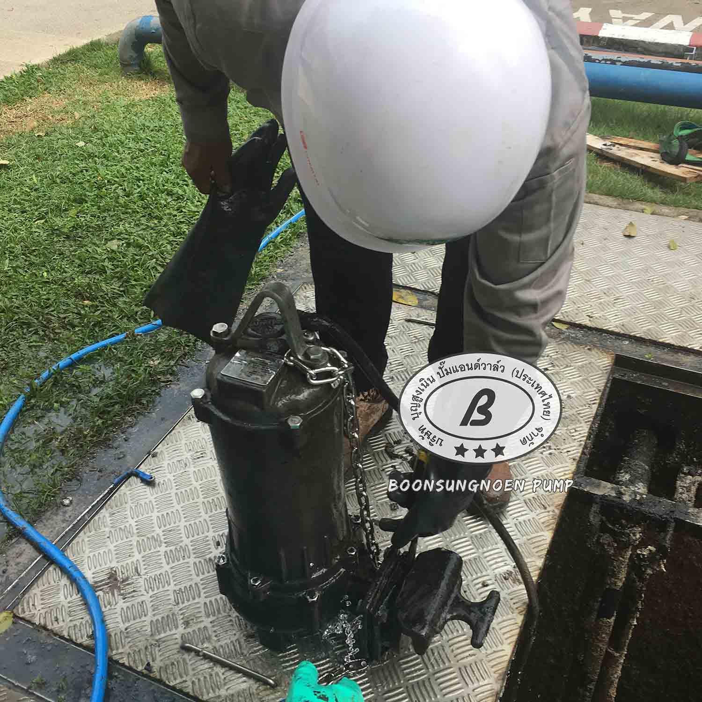 ebara submersible pump